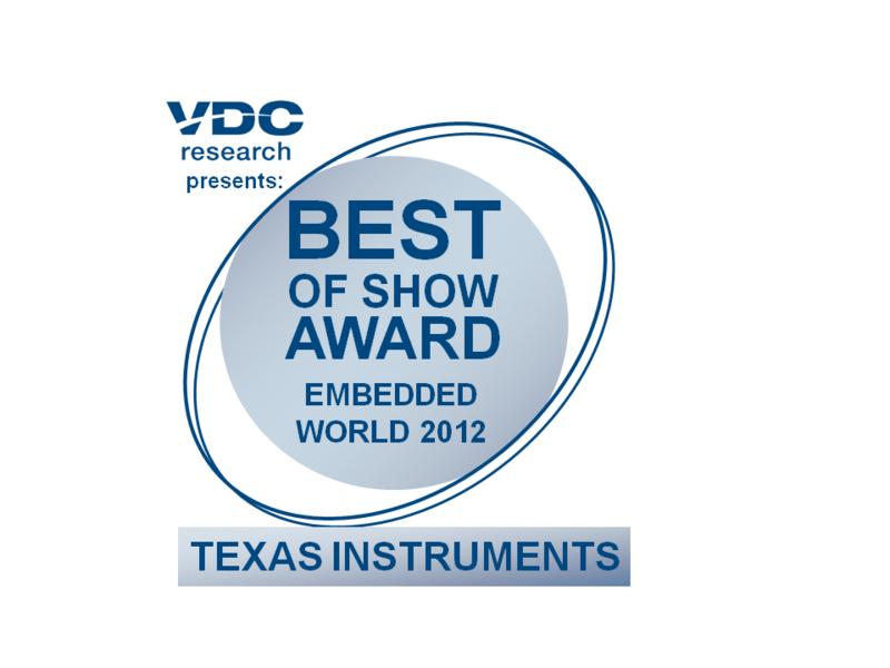 Texas Instruments Embeddie