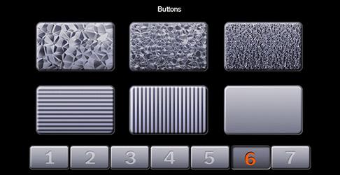Bosch neoSense buttons